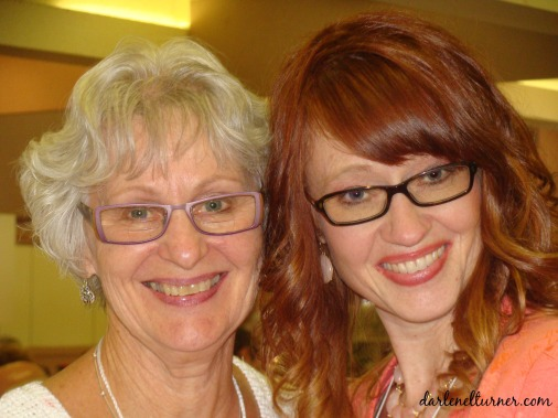 Ruth and I