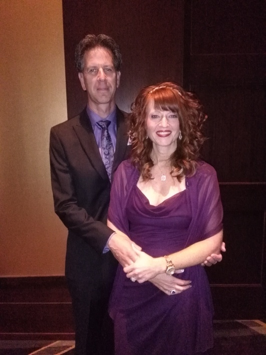 All dressed up for the ACFW Gala!